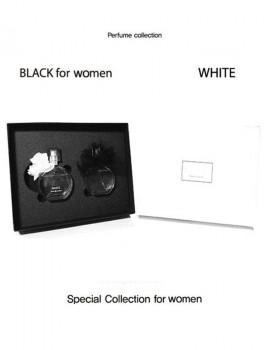 지엔 화이트&블랙 세트 (여성용)